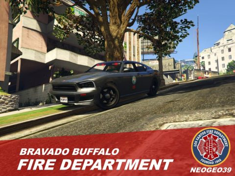 Bravado Buffalo Fire Department Pack [ADDON] 1.0