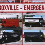 Brute Boxville - Emergency Pack [Add-On - Sound] 2.0