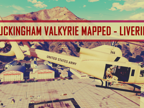 Buckingham Valkyrie [Add-On | Template] 1.0a