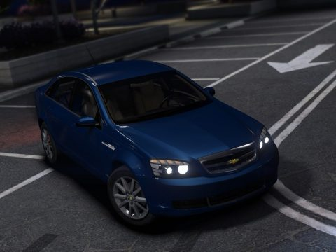 Chevrolet Caprice 2017 [Replace] 1.0