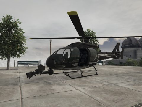 Cinema Camera Helicopter 1.0