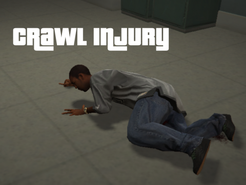 Crawl Injury