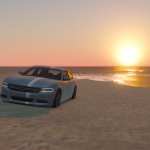Dodge Charger 2016 Realistic Handling