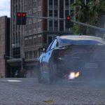 Dodge Charger 2016 SRT Realistic Handling 1.0