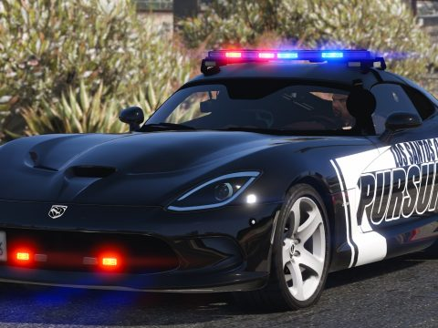 Dodge Viper Pursuit [Replace] [ELS] 1.0.4