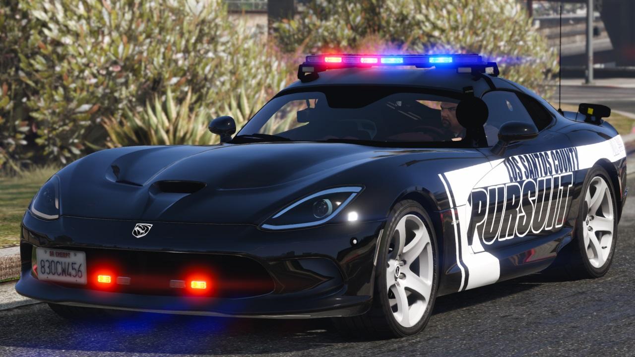 Dodge Viper Pursuit [Replace] [ELS] 1.0.4