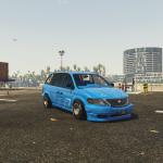 F1 Minivan Custom (Menyoo) V1.0