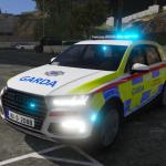 Garda 2016 Regional Support Unit Audi Q7 V 1.0