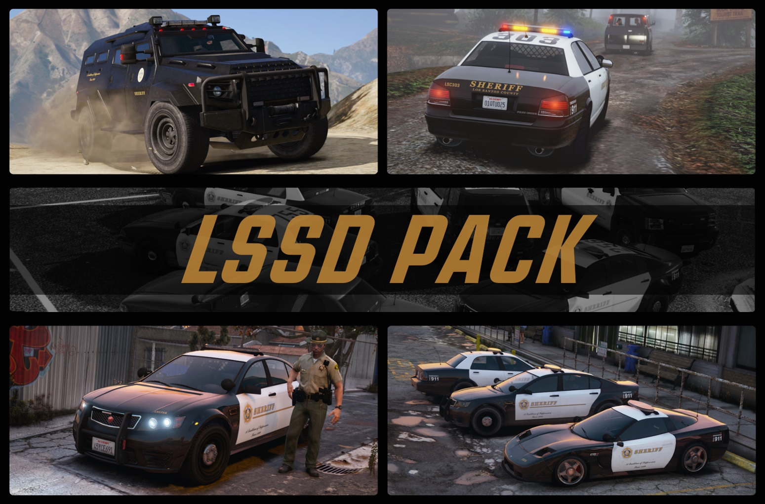 LSSD Pack 1.0b