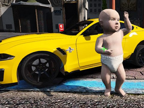 MINI FORD MUSTANG [Add-on/Replace] BETA 0.1