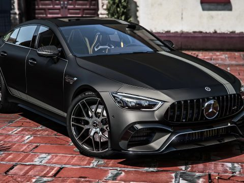 Mercedes-Benz AMG GT63 2018 [Replace] 1.0