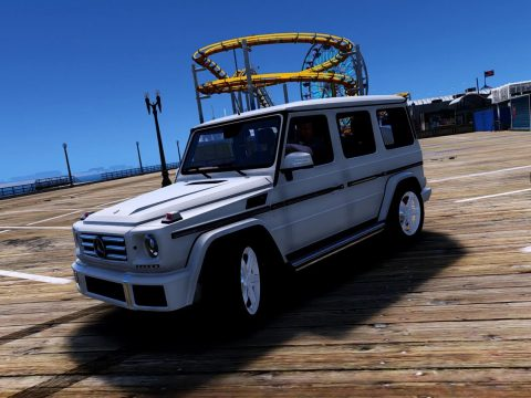 Mercedes-Benz G500 [Add-on/Replace] 1.0