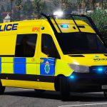 Merseyside Police 2019 Mercedes-Benz Sprinter (2019) 1.0