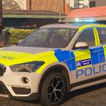 [ELS] Met Police BMW X1 ARV 1.00