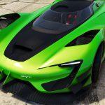 SRT Tomahawk Vision Gran Turismo Gr.1 [Add-on | Livery | Unlocked] 1.0