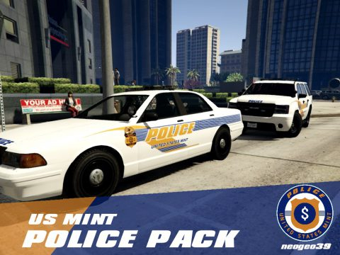 US Mint Police Pack [Add-On] 1.0
