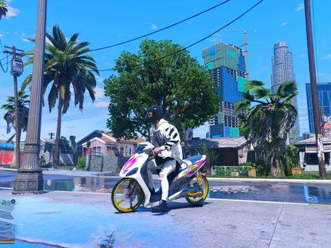 Yamaha Mio Indonesia [Replace] 1.0