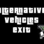 Alternative Vehicles Exit (AI - style) [.NET] 1.0