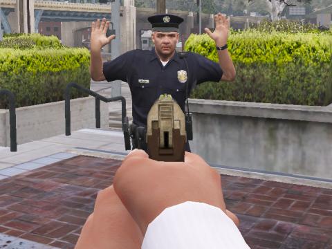Cop Surrender 1.0F