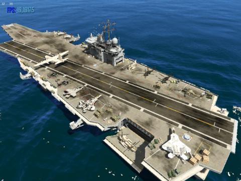 Enhanced Aircraft Carrier 4.0