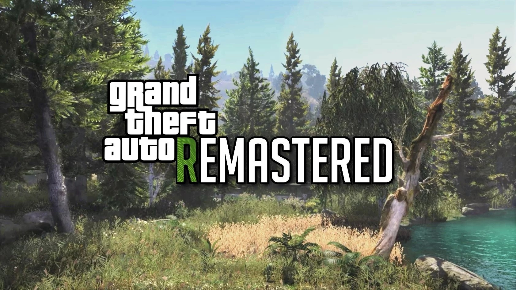 Grand Theft Auto V Remastered [Add-On] 1.3