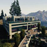 Huge villa 2 - Ultra detailed