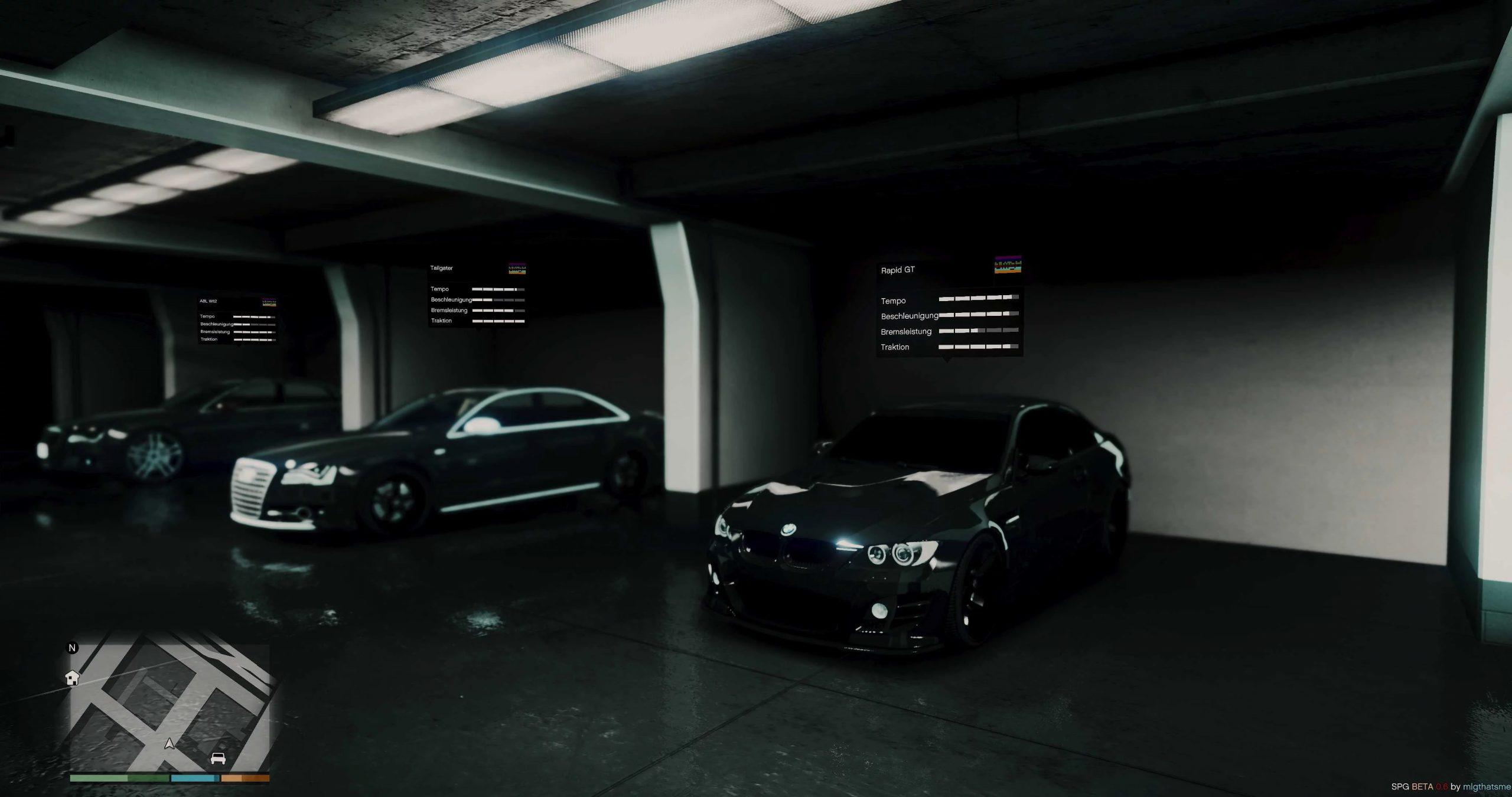Luxury Garage Spg For 240 Cars Playboy Mansion 2 0 Gta5mod Net