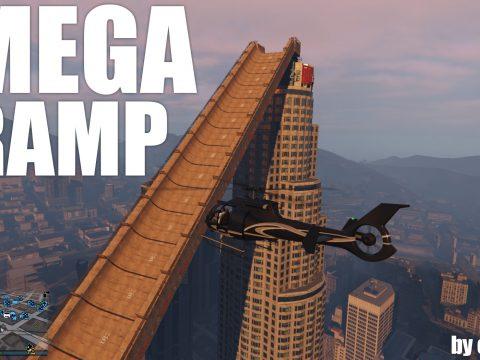 Mega Ramp [objects.ini] 1.1