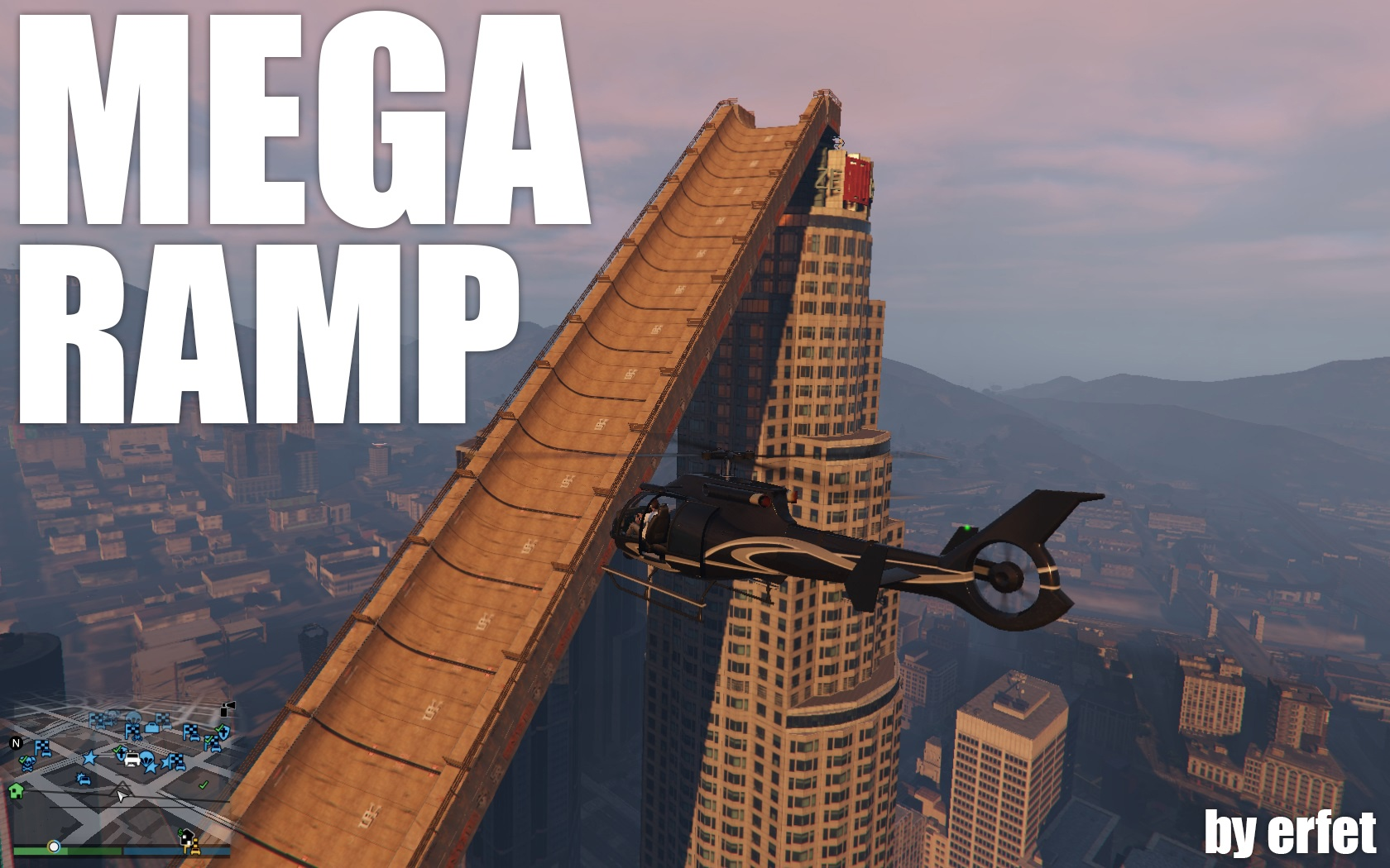 Mega Ramp [objects.ini] 1.1