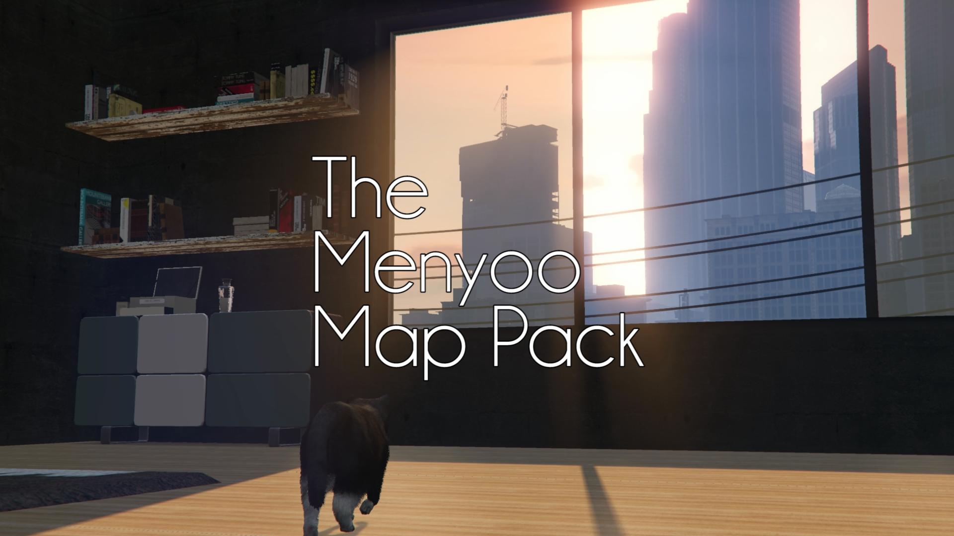 Menyoo Map Pack