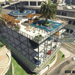 Michael's Garage 2 + Party Terrace [Map Editor / SPG] 1.1