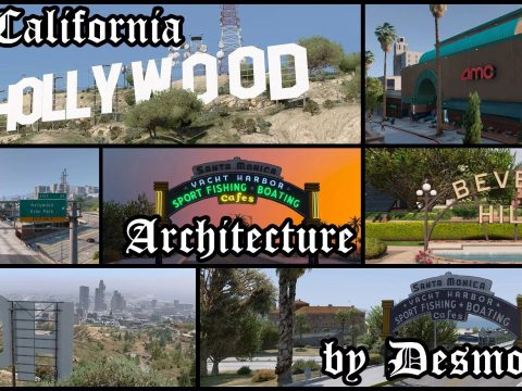 Real California Architecture 0.4.6