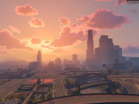 Grand Theft Auto V: San Andreas [ALPHA] 0.1