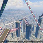 Stunt Race Map [Map Editor / Menyoo] 1.4