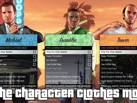 The Character Clothes Mod [.NET] 1.0.1