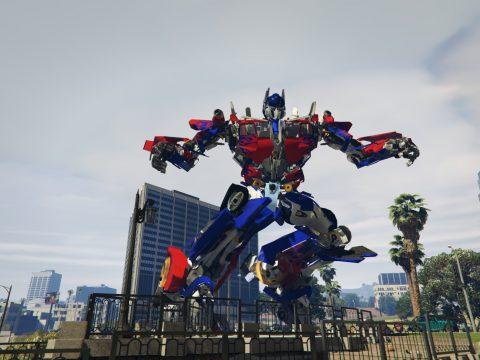 Statues (Optimus, Iron Man, Superman & more) 1.7