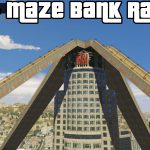 The 4 Maze Bank Ramps [objects.ini]
