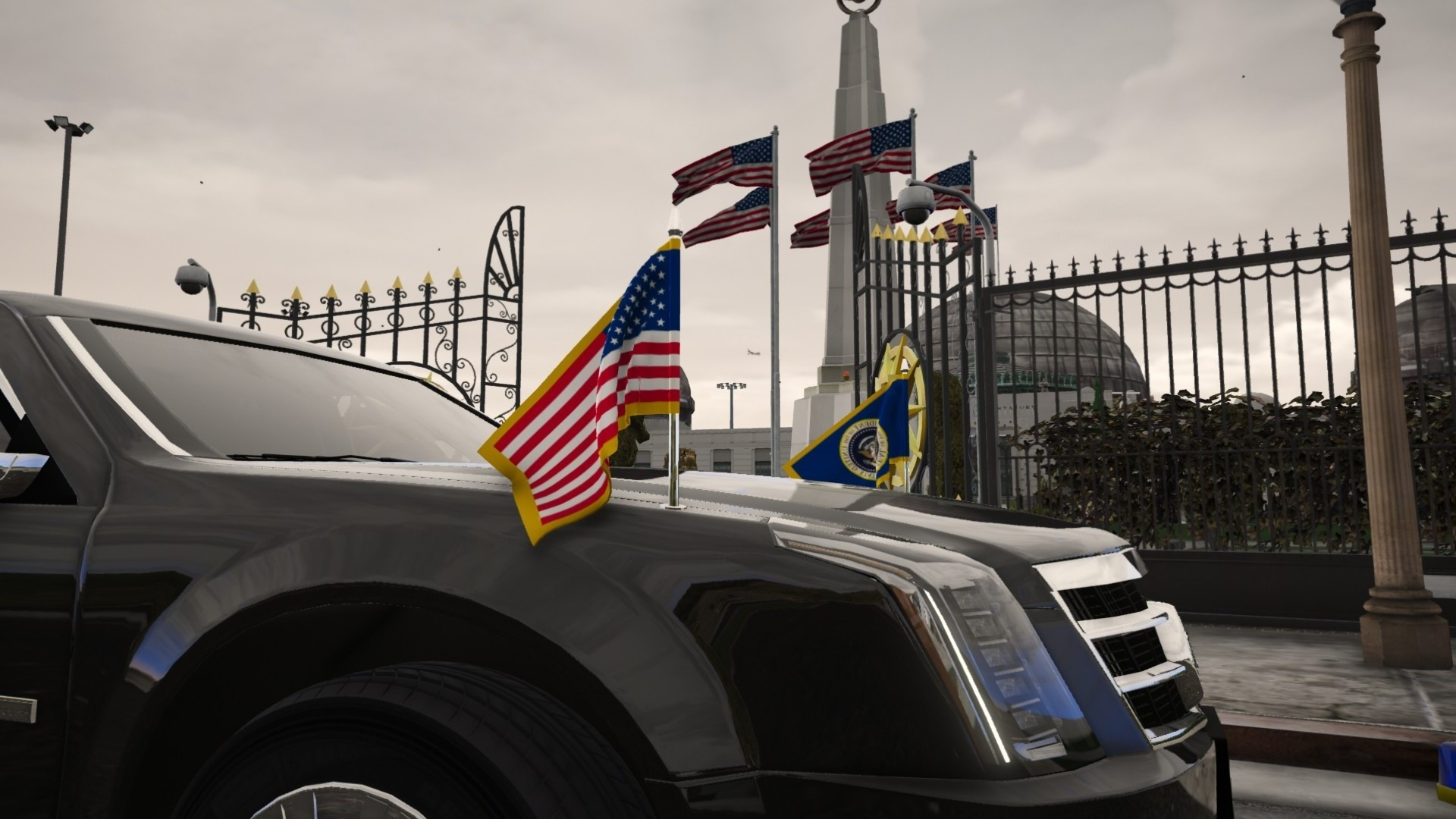 The White House [Add-on] [Menyoo] [Custom Props] v1.1
