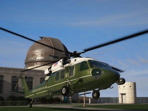 "VH-60N Whitehawk ""Marine One"" [Add-On | Wipers]"