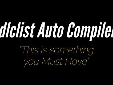 Dlclist AutoCompiler 1.1