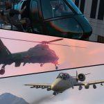Air Support: Strafe Run, Chopper Gunner & More 3.4