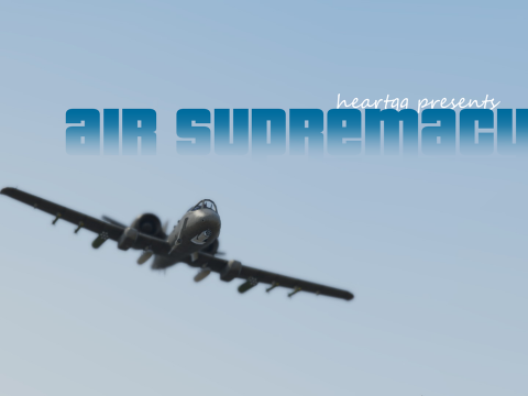 Air Supremacy Alpha 1.1
