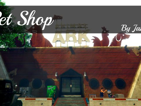 Animal Ark Pet Shop