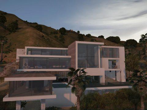 Beach Hi Teck Villa |HQ|Add-On| |Menyoo| |Map Editor| 1.2