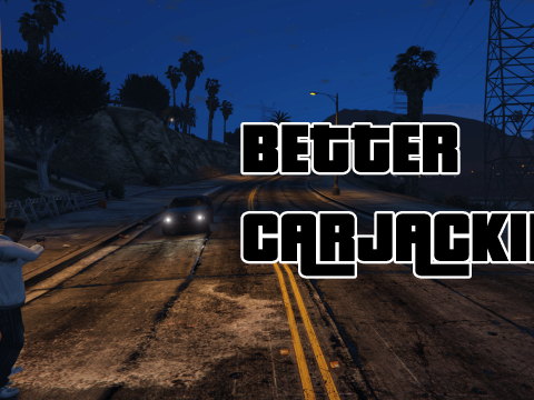 Better Carjacking 2.0