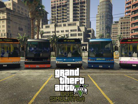 Bus Simulator V 1.2