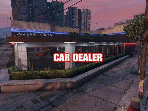 Car Dealer Update ( YMAP ) 1.0