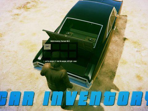 Car Inventory 1.0