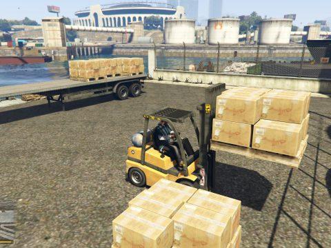 Forklift Mod 1.0