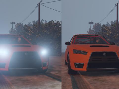 High Beam   Car Beam Control 1.0